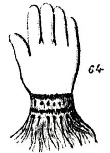 Thumb p bracelet