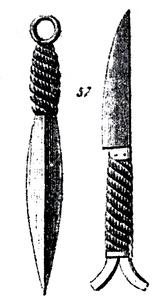 Thumb p knives